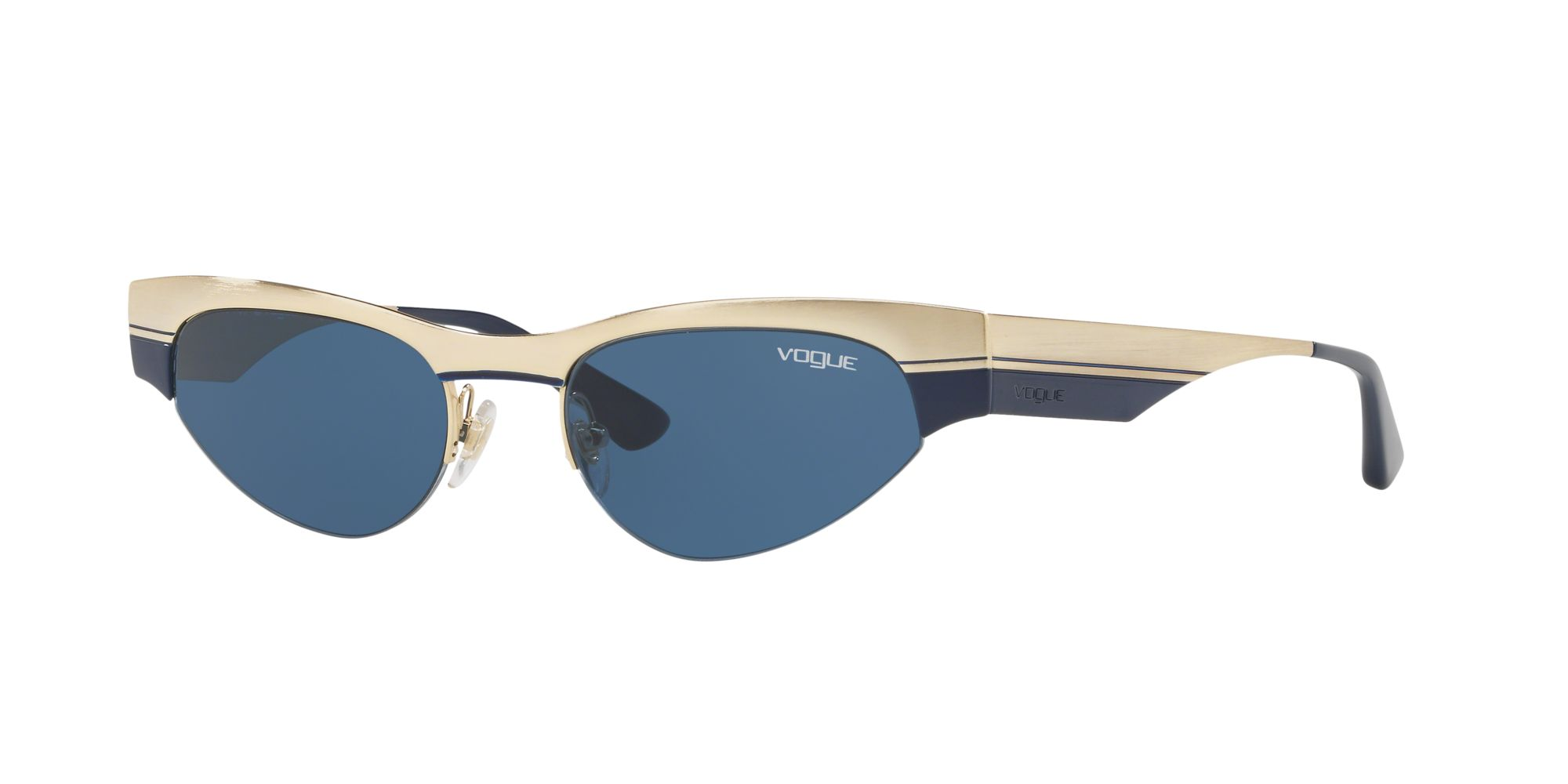 d688b570ac462 Sun VO4105S - Light Gold blue - Blue - Metal