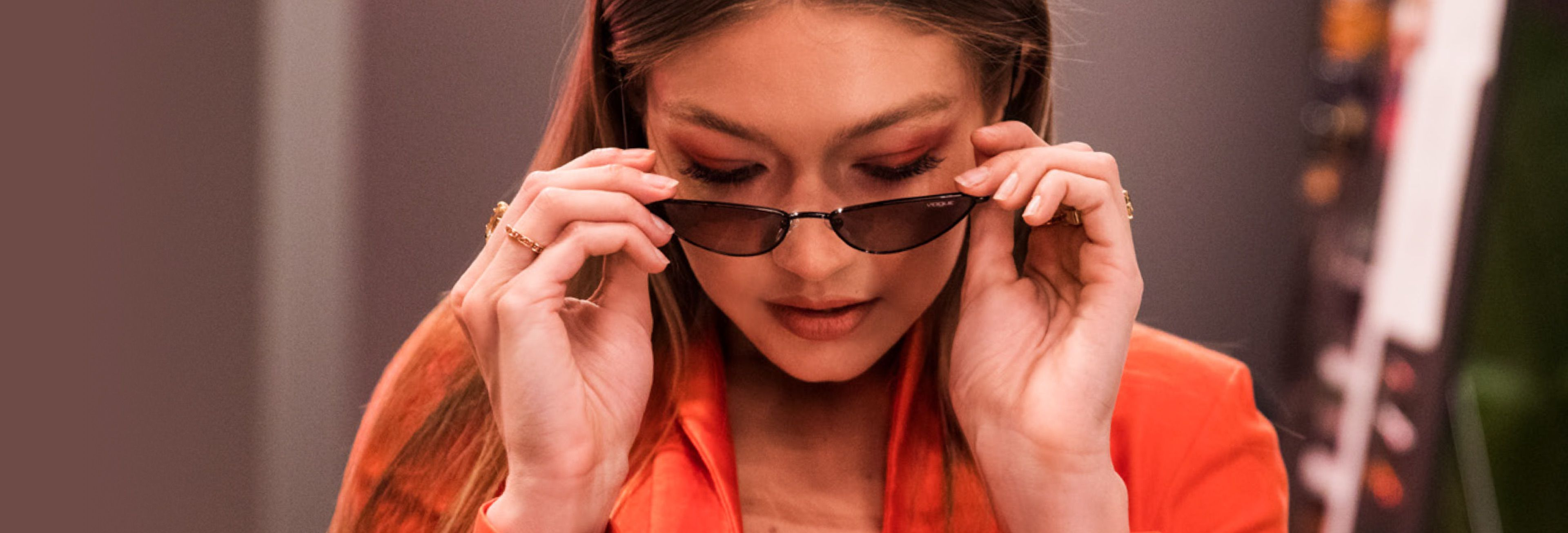Gigi Hadid collection hero image