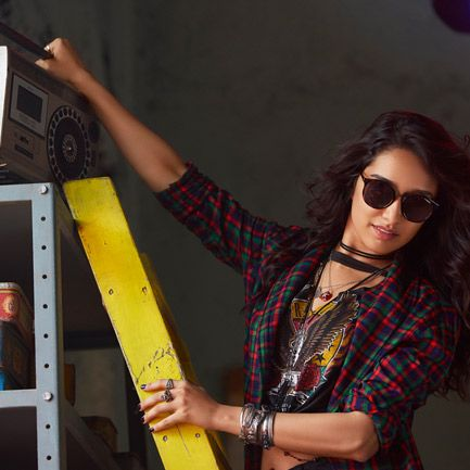 Shraddha Kapoor - I've kick-started something great here
