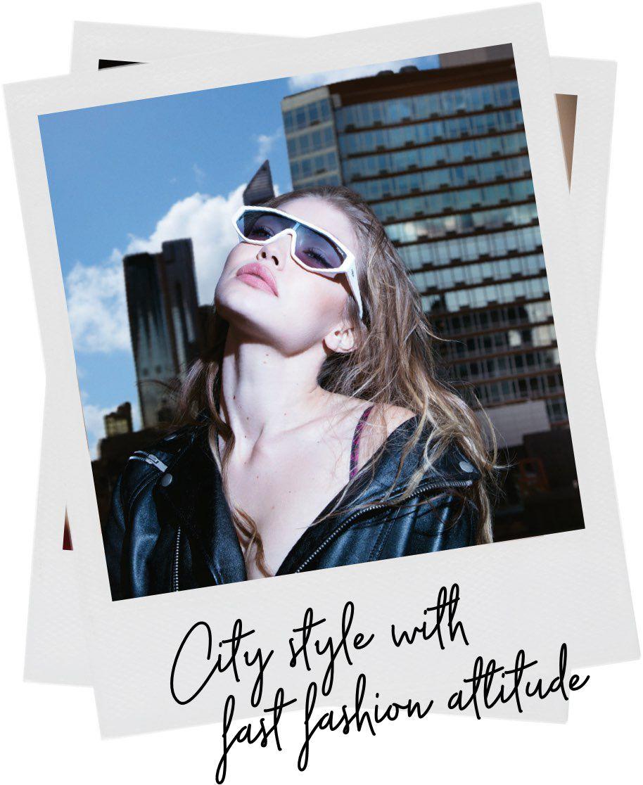 e91914bf8 Coleção Gigi Hadid 2019 | Vogue Eyewear VoguePT