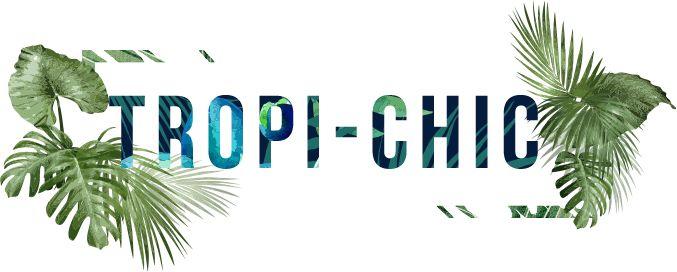 Tropi-Chic - Logo