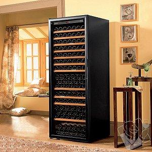 Eurocave Digital Comfort 260 Wine Cellar 1 Temp Black Left Hinged