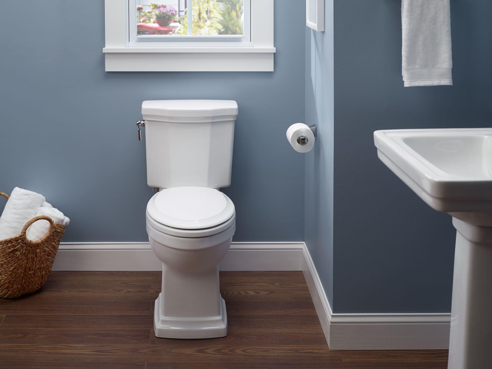 Promenade II Two-Piece Toilet 1.28 GPF - TotoUSA.com