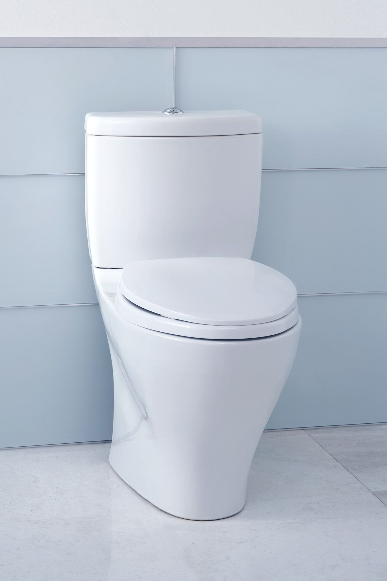 Aquia® Dual Flush Two-Piece Toilet, 1.6 GPF & 0.9 GPF, Elongated ...