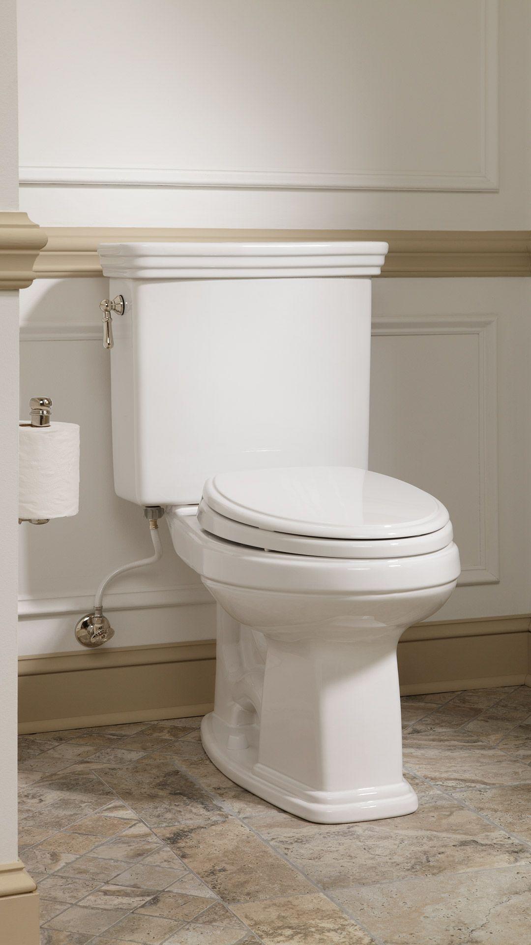 promenade two piece toilet 1 6 gpf elongated bowl. Black Bedroom Furniture Sets. Home Design Ideas