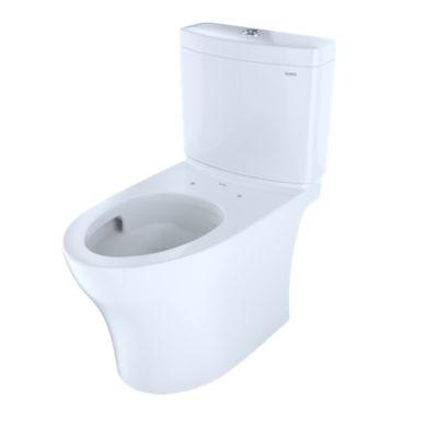 Aquia® IV 1G Toilet   1.0 GPF U0026 0.8 GPF, Elongated Bowl   WASHLET+  Connection