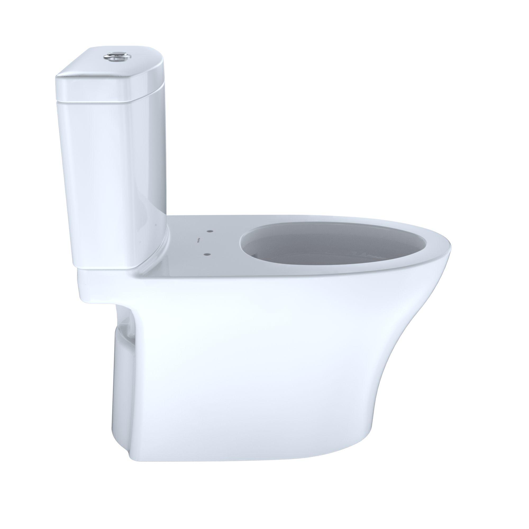 Toilette deux pièces Aquia® IV 1G – Washlet®+ S550e – 1,0 gpc et 0,8 ...