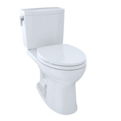 DrakeR II 1G Two Piece Toilet Elongated Bowl 10 GPF