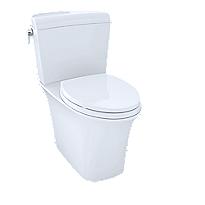 Toilette deux pièces à double chasse Maris®, 1,28 gpc et 0,9 gpc, cuvette allongée