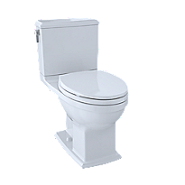 Connelly® Two-Piece Toilet 1.28 GPF & 0.9 GPF, Elongated Bowl