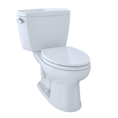 Excellent Eco Drake Two Piece Toilet 1 28 Gpf Ada Compliant Andrewgaddart Wooden Chair Designs For Living Room Andrewgaddartcom