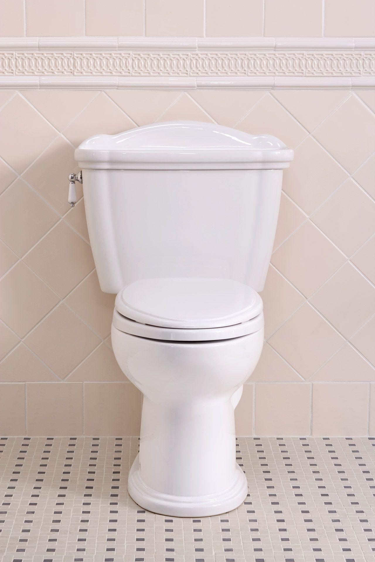 Eco Whitney® Two-Piece Toilet, 1.28 GPF, Elongated Bowl - TotoUSA.com