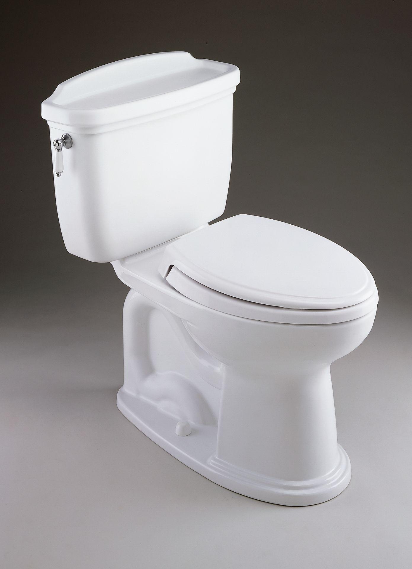 Eco Dartmouth® Two-Piece Toilet, 1.28 GPF, Elongated Bowl - TotoUSA.com