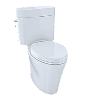 Eco Nexus® Two-Piece Toilet, 1.28 GPF, Elongated Bowl