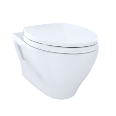 Aquia 174 Wall Hung Dual Flush Toilet 1 6 Gpf Amp 0 9 Gpf