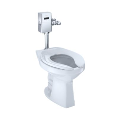 Surprising Commercial Ultra High Efficiency Toilet 1 0 Gpf Ada Andrewgaddart Wooden Chair Designs For Living Room Andrewgaddartcom