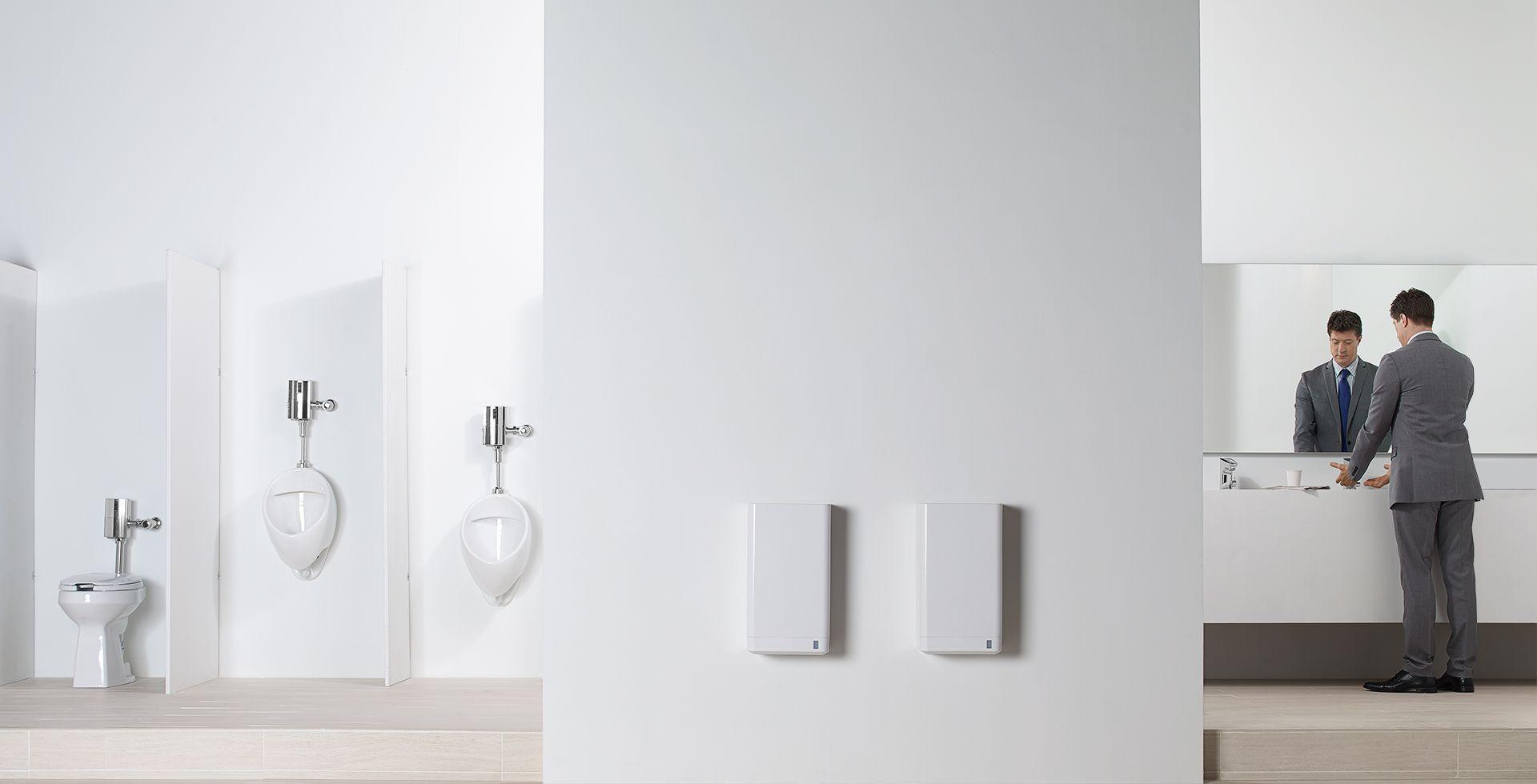 Commercial Flushometer High Efficiency Toilet, 1.28 GPF, ADA ...