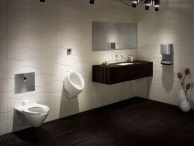 Commercial Flushometer High Efficiency Toilet 1 28 Gpf Elongated Bowl Back Inlet Spud