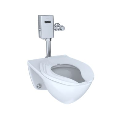 Commercial Ultra High Efficiency Toilet 1 0 Gpf Elongated Bowl Reclaimed Water Option