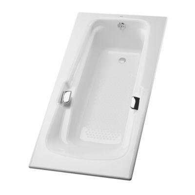 Enameled Cast Iron Bathtub 60 3 8 X 36 1 4 22