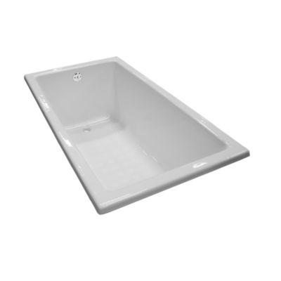 Enameled Cast Iron Bathtub 59 1 16 X 31 2 23 4
