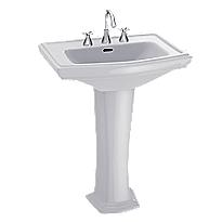 Clayton® - Lavabo de pedestal