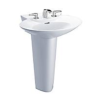 Pacifica® Pedestal Lavatory