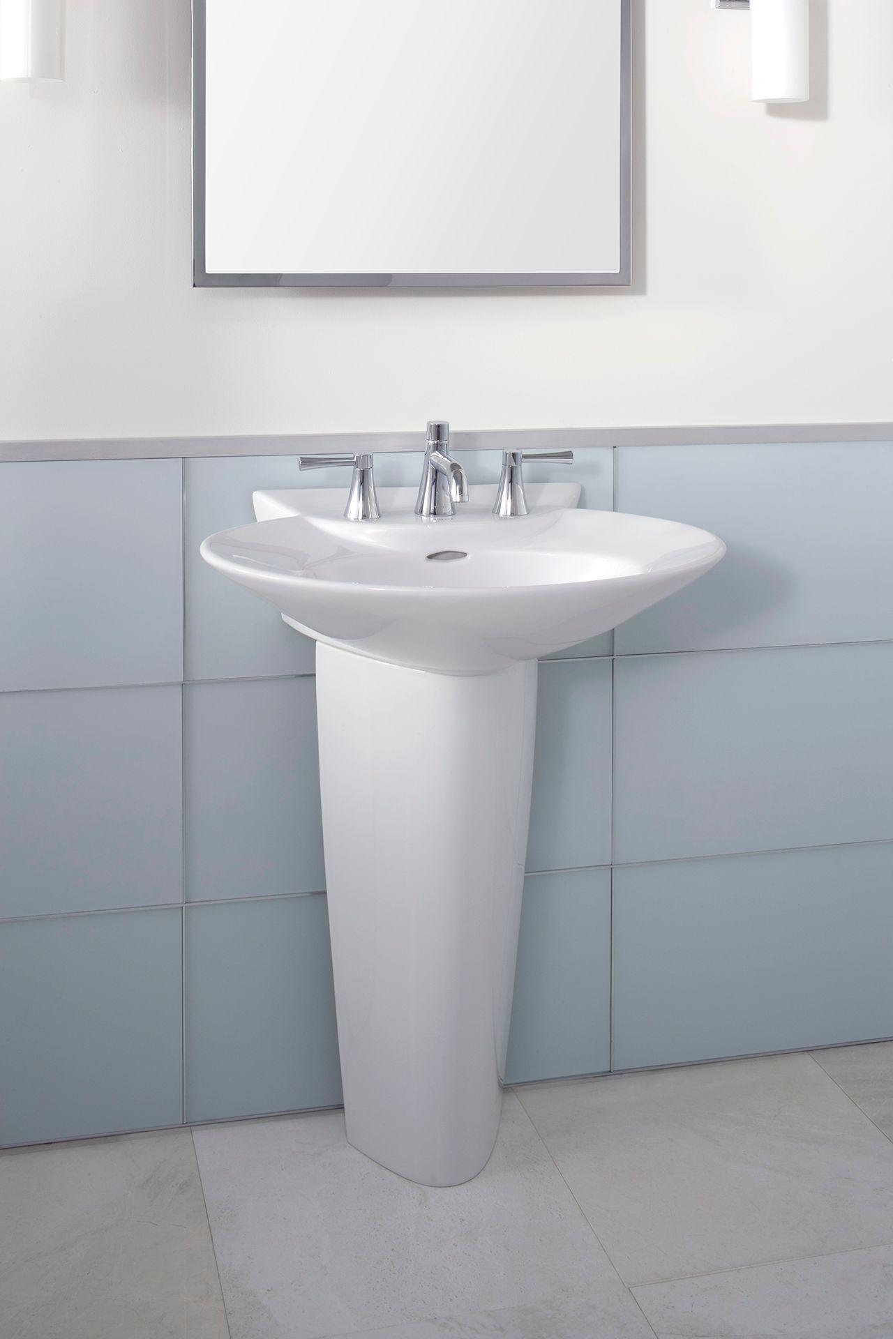 Pacifica® Pedestal Lavatory - TotoUSA.com