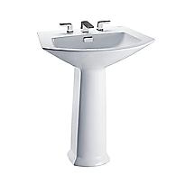 Soirée® Pedestal Lavatory