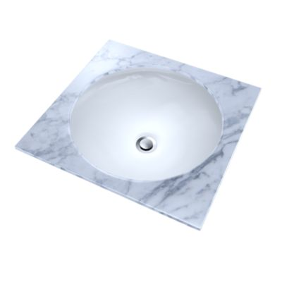 Curva™ Undercounter Lavatory