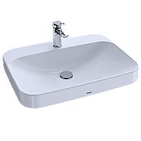 Cuve de lavabo rectangulaire Arvina™ de 235/8po