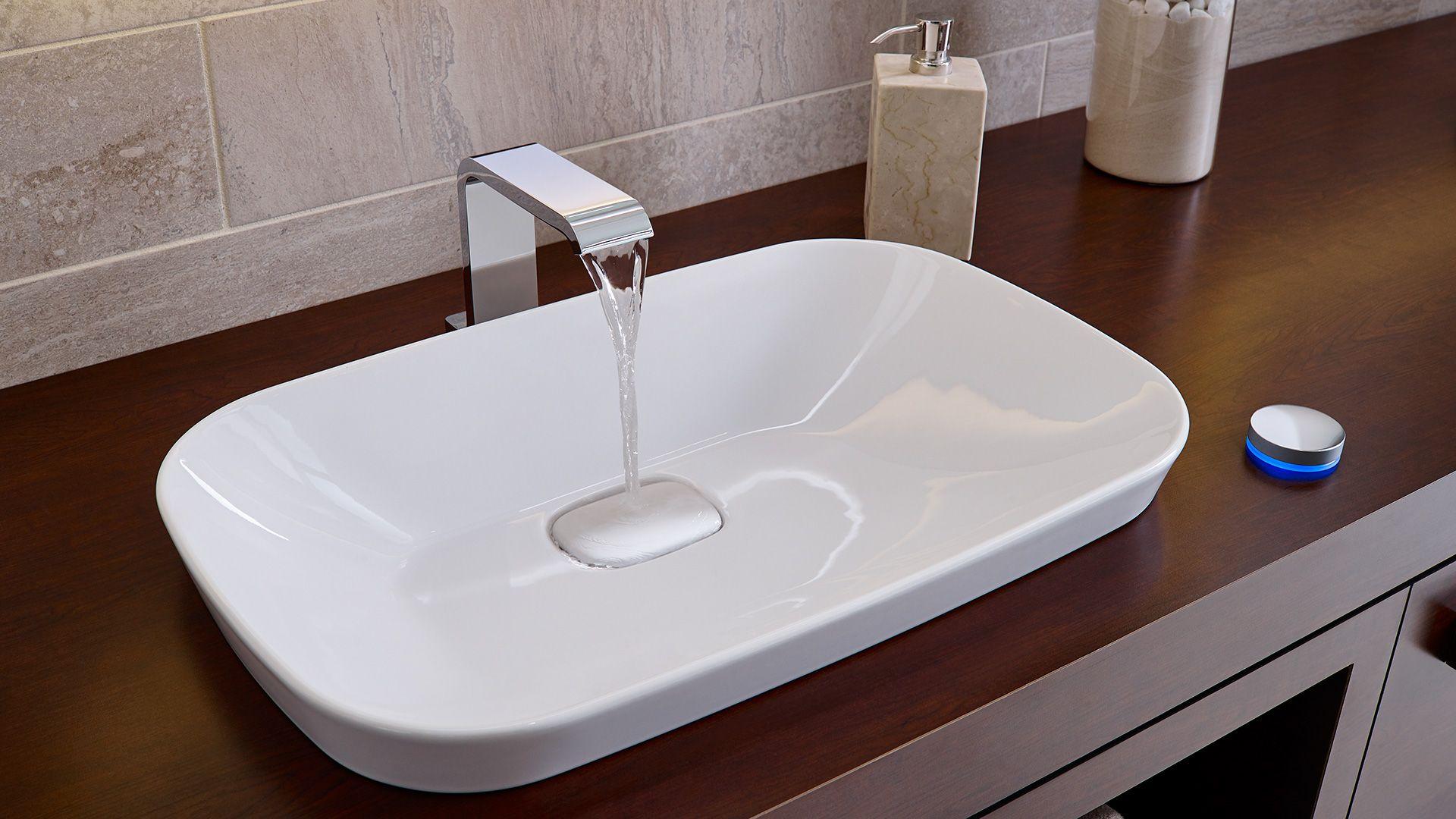 Neorest® Kiwami® Semi-Recessed Vessel Lavatory - TotoUSA.com
