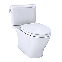 Nexus® 1G Two-Piece Toilet, 1.0 GPF, Elongated Bowl