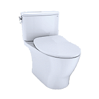 Nexus® 1G Two-Piece Toilet, 1.0 GPF, Elongated Bowl - Slim Seat