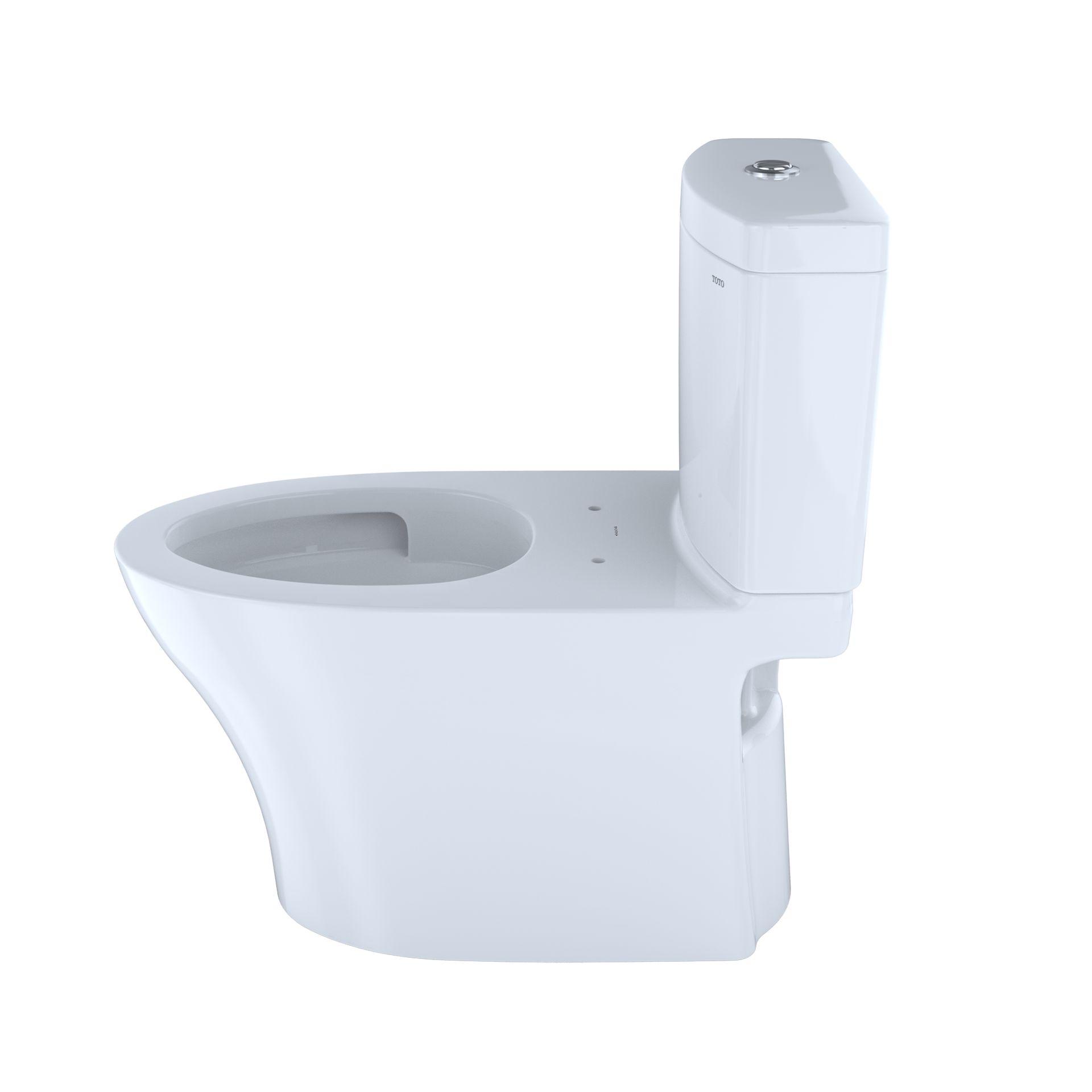 Aquia® IV - Toilet - 1.28 GPF / 0.8 GPF - with Seat - TotoUSA.com