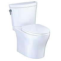 Aquia® IV Arc Toilet - 1.28 GPF & 0.8 GPF, Universal Height - WASHLET+ Connection
