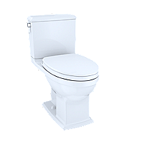 Connelly® Two-Piece Toilet 1.28 GPF & 0.9 GPF - WASHLET®+ Connection