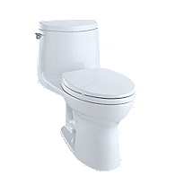UltraMax® II 1G One-Piece Toilet, Elongated Bowl - 1.0 GPF