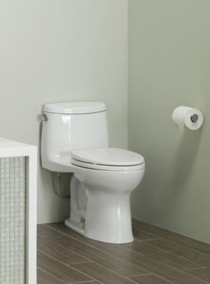 ultramax ii onepiece toilet elongated bowl 128 gpf