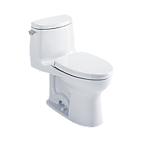 UltraMax® II 1G One-Piece Toilet, Elongated Bowl - 1.0 GPF - WASHLET+ Connection