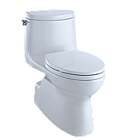 Carlyle® II 1G One-Piece Toilet, 1.0 GPF, Elongated Bowl