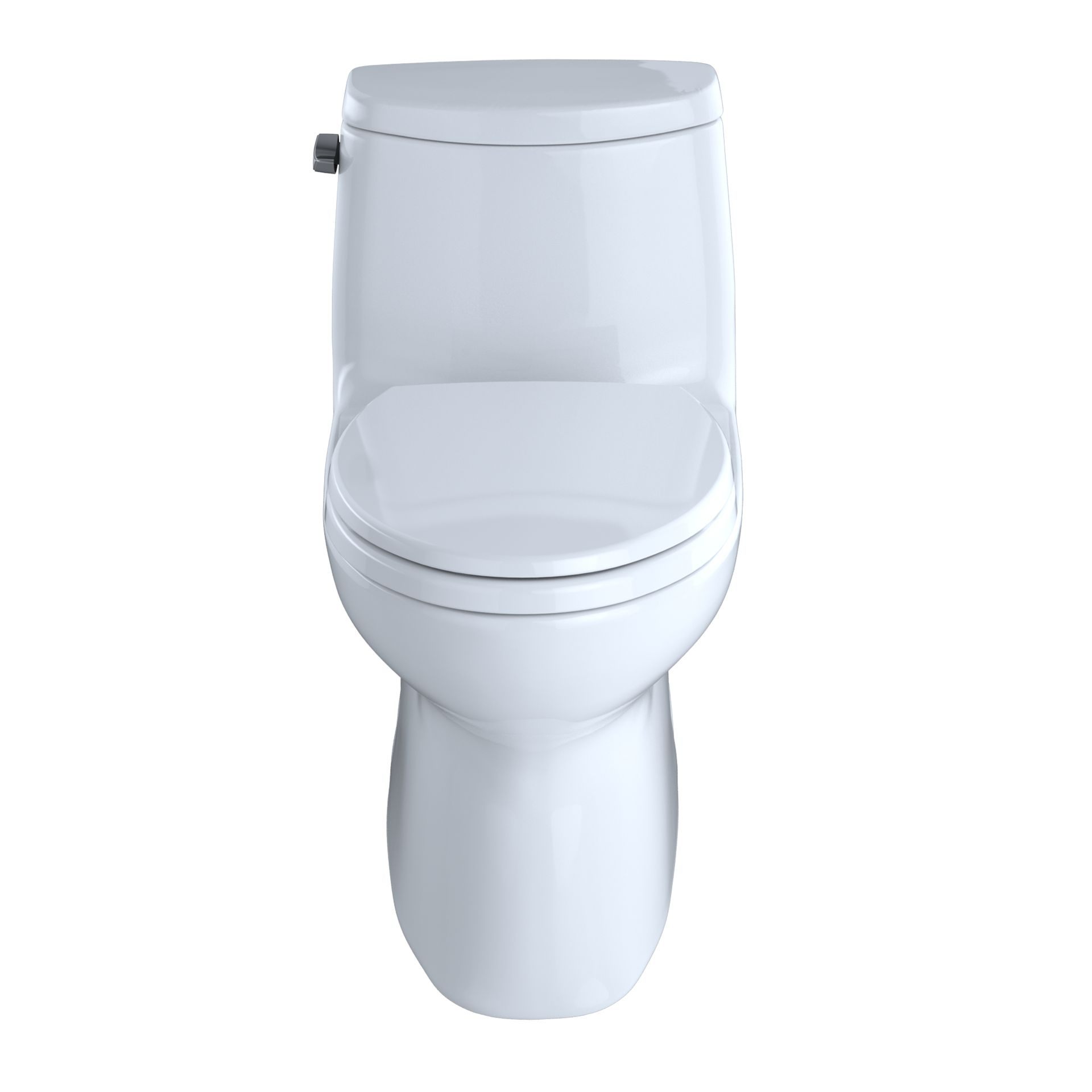 Carlyle® II One-Piece Toilet, 1.28 GPF, Elongated Bowl - TotoUSA.com