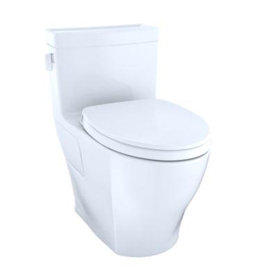Legato One Piece Toilet 1 28gpf Elongated Bowl Washlet