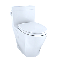Legato™ One-Piece Toilet, 1.28GPF, Elongated Bowl - WASHLET®+ Connection