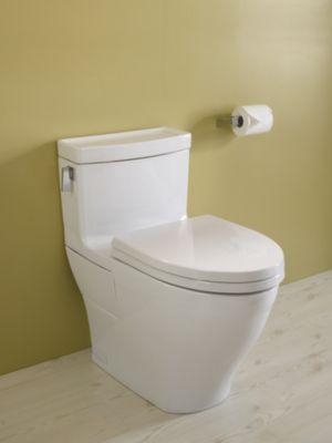 Legato™ One-Piece Toilet, 1.28GPF, Elongated Bowl - TotoUSA.com