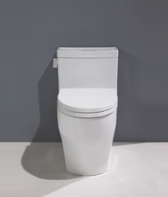LegatoTM One Piece Toilet 128GPF Elongated Bowl