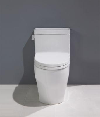 LegatoTM One Piece Toilet 128GPF Elongated Bowl