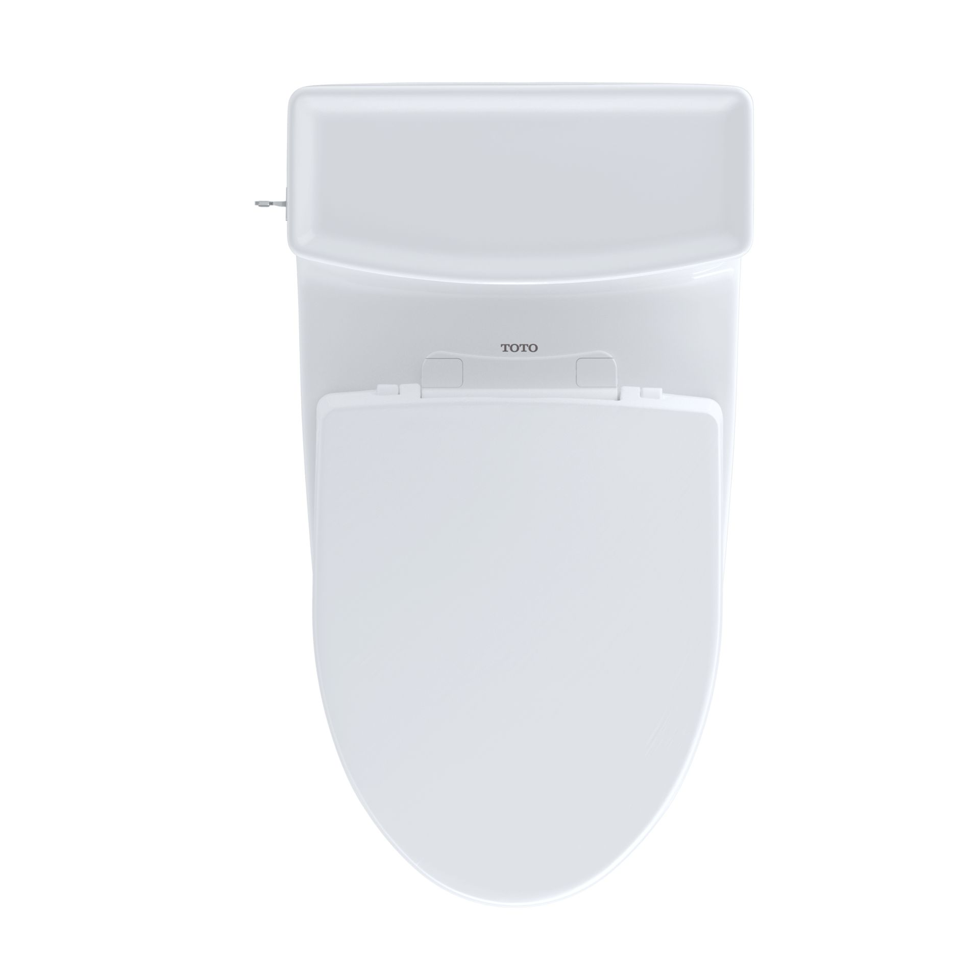 Aimes® One-Piece Toilet, 1.28GPF, Elongated Bowl - Washlet®+ ...