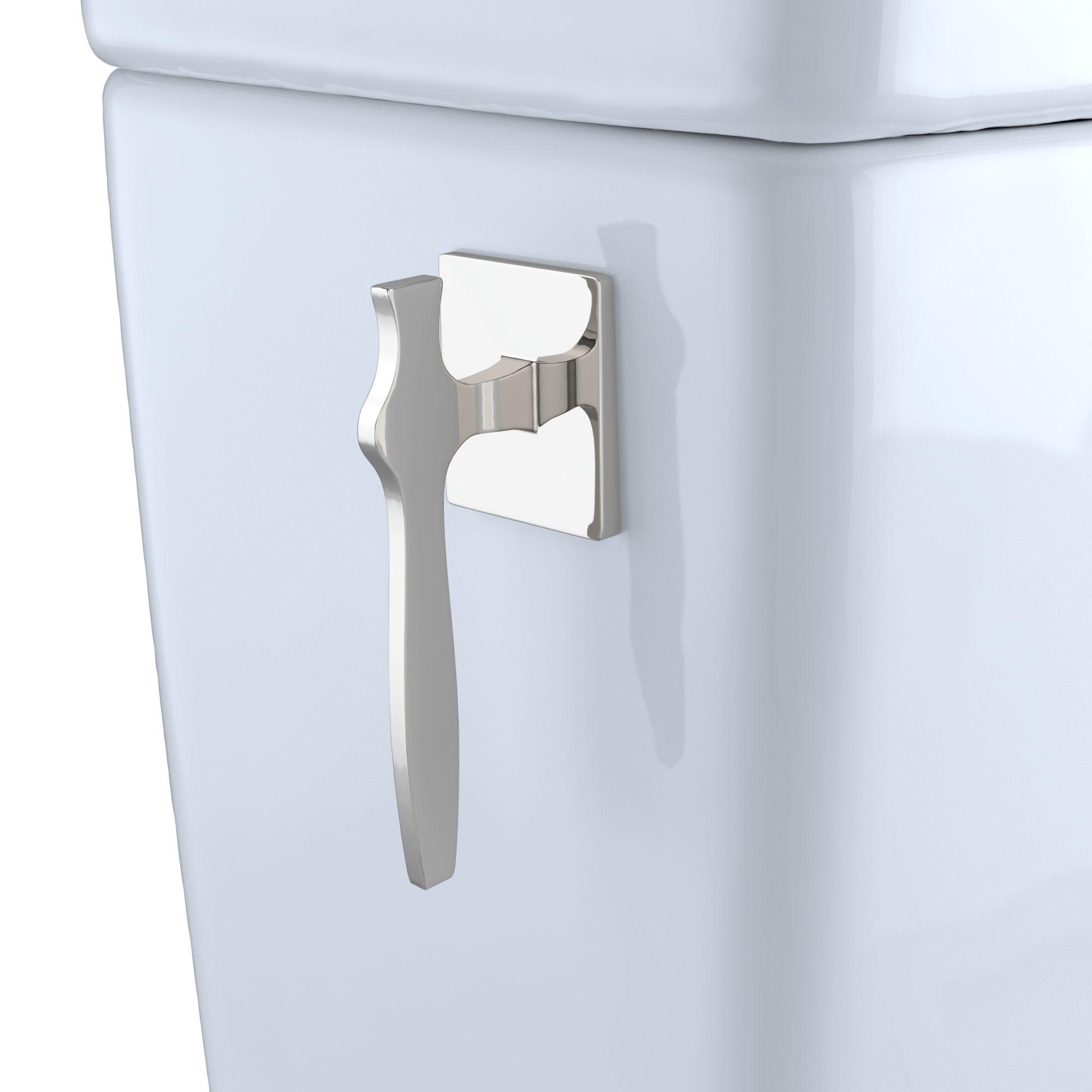 Aimes® One-Piece Toilet, 1.28GPF, Elongated Bowl - TotoUSA.com