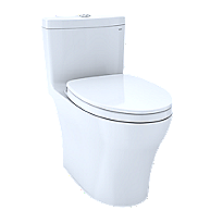 Aquia® IV One-Piece Toilet - 1.28 GPF & 0.8 GPF, Elongated Bowl - WASHLET+ Connection